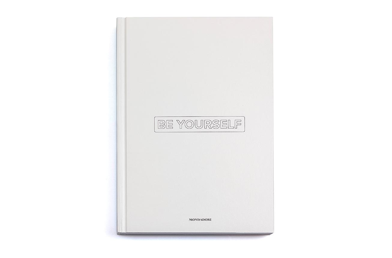 BEYOURSELF il libro   cover fascia libro