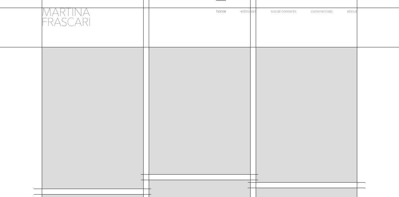 Martina Frascari - layout
