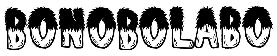 Bonobolabo Logo BW